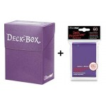 Deck Box & Sleeves Bundles