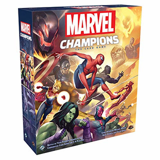 Marvel Champions: The Card Game - English