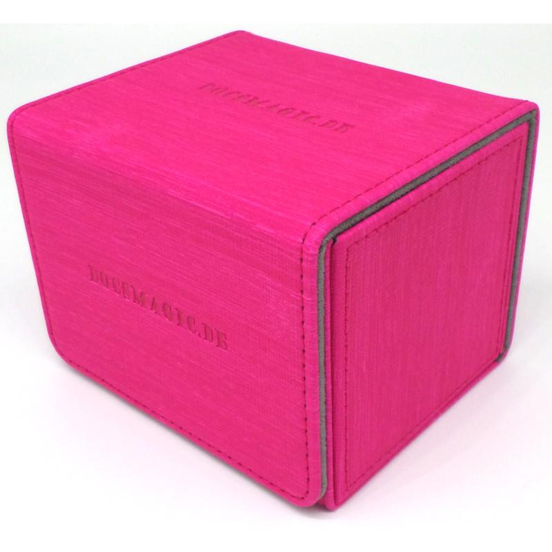 Deck Divider PKM MTG Docsmagic.de Premium Magnetic Sideflip Box 80 White