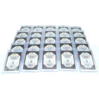 25 x Docsmagic.de Magnetic Card Holder Clear 35 PT UV safe - Magnet Kartenhalter